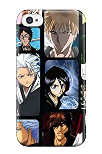 8474953K93860208 Durable Defender Case For Iphone 4/4s Tpu Cover(bleach)