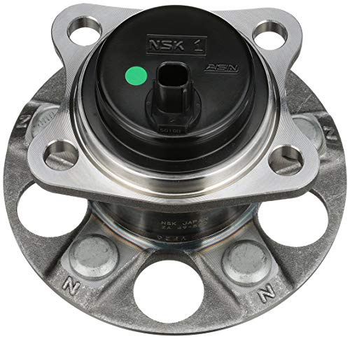 NSK 49BWKHS58 Wheel Bearing and Hub Assembly ()