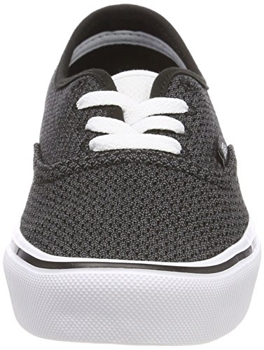 Vans Mesh Lite Zapatillas Authentic Negro Hombre para 8n70Yr7wq