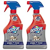 Resolve Pet, Dog & Cat Stain Removal, Carpet Cleaner with Odour Stop, Trigger