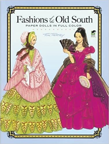 Ebook gratuit en ligneFashions of the Old South Paper Dolls in Full Color (Dover Paper Dolls) in French ePub
