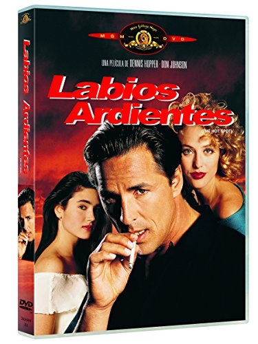 Labios Ardientes [DVD]: Amazon.es: Don Johnson, Virginia Madsen, Jennifer Connelly, Charles Martin Smith, William Sadler, Jerry Hardin, Dennis Hopper, Don Johnson, Virginia Madsen, Paul Lewis: Cine y Series TV