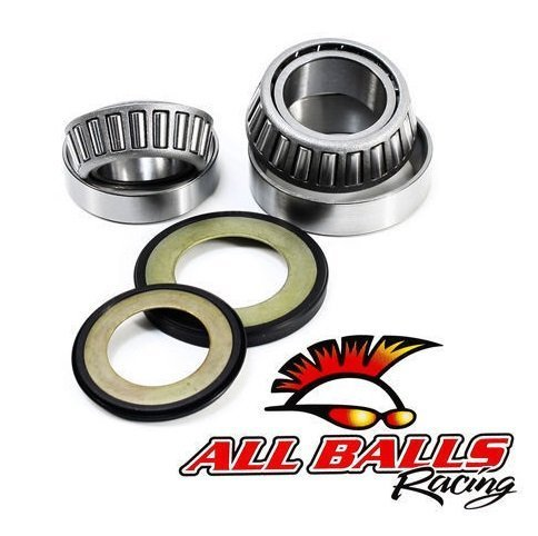 All Balls Steering Head Bearing Kit 1983-1982 Honda CM250C Custom / 22-1002 by All Balls 4333095391