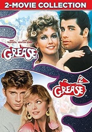 Amazon com: Grease 2 Movie Collection: John Travolta, Olivia