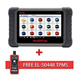 Autel Maxidas DS808 (Advanced Version of DS708) Automotive OBD2 Scanner Diagnostic Tool support injector coding and Key coding.