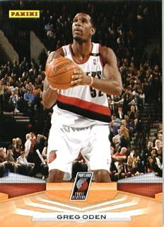 Panini 2009/10 cartes de Basketball NBA#219 Greg OdenTM Portland Trail vestons état expédié