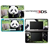 Kung Fu Panda Decorative Video Game Decal Cover Skin Protector for Nintendo 3Ds (not 3DS XL)