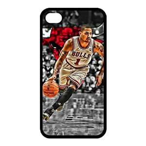 Derrick Rose Diy Iphone 4/4s hard Case,customized case UN843631
