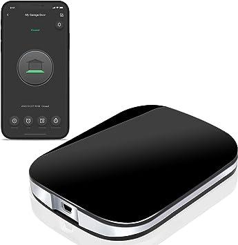 Wireless and Wi-Fi enabled Garage Hub with Smartphone Control Renewed MyQ Smart Garage Door Opener Chamberlain MYQ-G0301