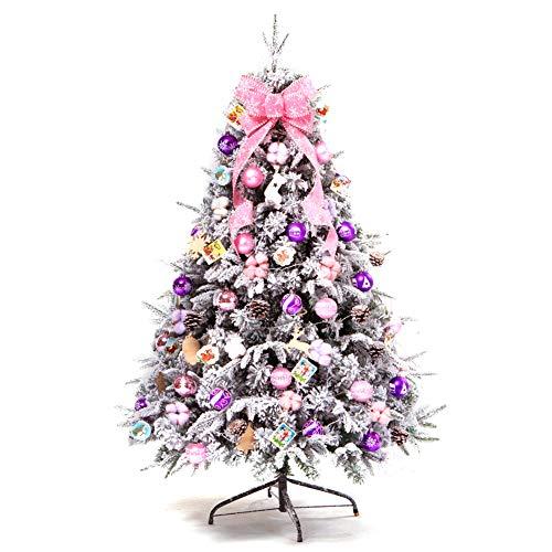 Árbol De Navidad Artificial Decoraciones Decorativas Luces De PVC Soporte De Venta Adornos Con Decoración Linterna Árbol...