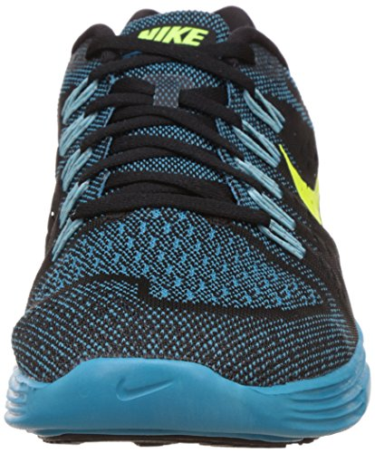 Nike Men s LunarTempo Running Shoe Sz. 11 Blue Lagoon, Black