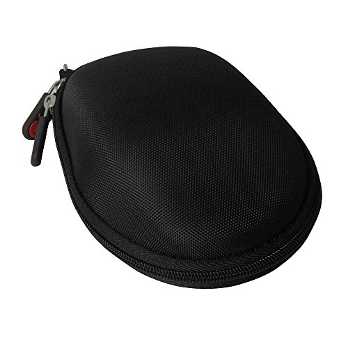 For Logitech Wireless Marathon Mouse M705 Travel EVA Hard Protective Case Carrying Pouch Cover Bag Compact sizes by Hermitshell