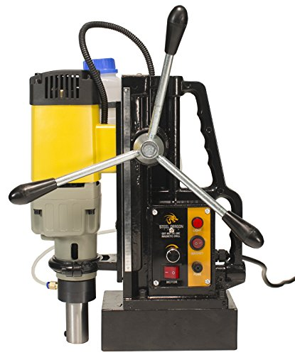 Steel Dragon Tools MD50 Magnetic Drill Press with 2'' Boring Diameter and 2,900 LBS Magnetic Force by Steel Dragon Tools (Image #6)