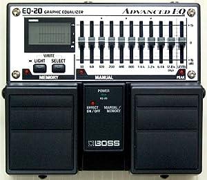 BOSS EQ-20