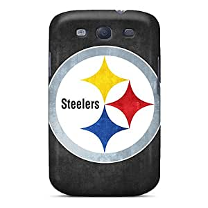 Premium Pittsburgh Steelers 5 Back Covers Snap On Cases For Galaxy S3
