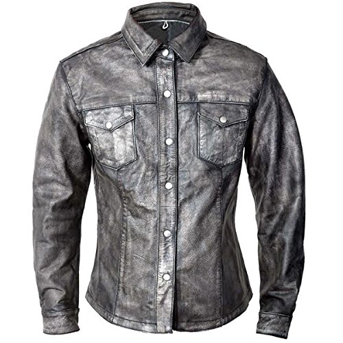 Leather Riding Shirt - 9