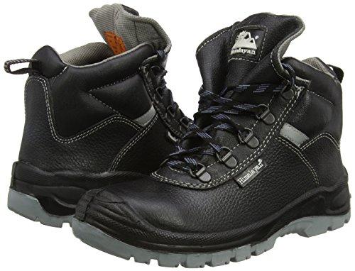 black 5 EU 4 antinfortunistiche Black taglia Unisex Adulto 37 colore Iconic Himalayan Nero ring Scarpe nero UK qU5HnzC