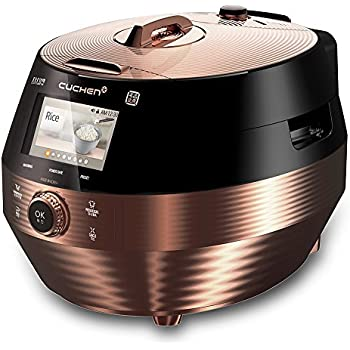 Amazon.com: Cuchen Troy IH Pressure Rice Cooker with Smart