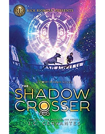 The Shadow Crosser (Storm Runner): Amazon.es: J. C. Cervantes ...