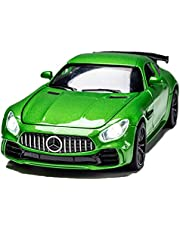 1:32 BENZ GTR AMG Metal Toy Alloy Die-cast Toy Vehicles Car Model Miniature Scale Model Car Toy