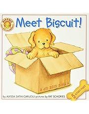 Biscuit Take-Along Storybook Set: 5 Biscuit Adventures