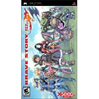 Brave Story: Nuevo viajero - Sony PSP