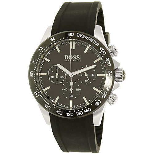 Hugo Boss Mens Men's Chronograph Analog Dress Quartz Watch 1513341