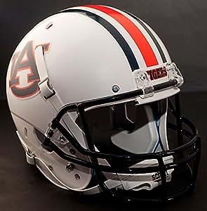 Memphis Tigers Full XP Replica Football Helmet Schutt ... |Tiger Football Helmet Decals