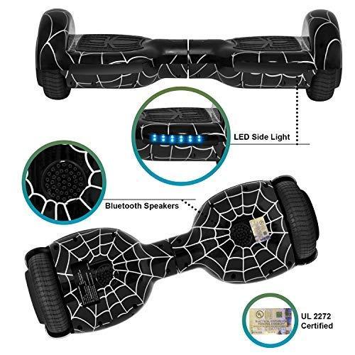 Amazon.com: Massimo - Patinete autoequilibrado con ruedas y ...