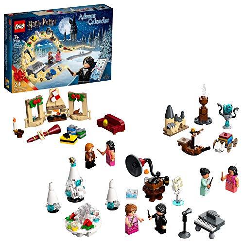 LEGO Harry Potter Calendario de Adviento 2020 Miniset de Contrucción del Baile de Navidad de Hogwarts