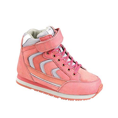 Piedro Piedro Sports Boots - Stability Stiffener, Bottes pour Fille - rose - Pink Nubuck, 31 EU