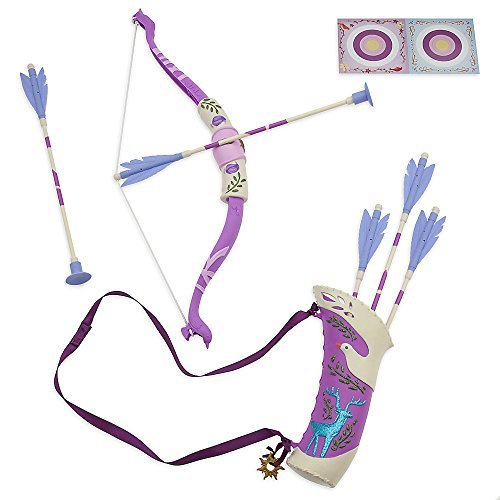 Disney Rapunzel Bow Arrow Set - Tangled The Series]()