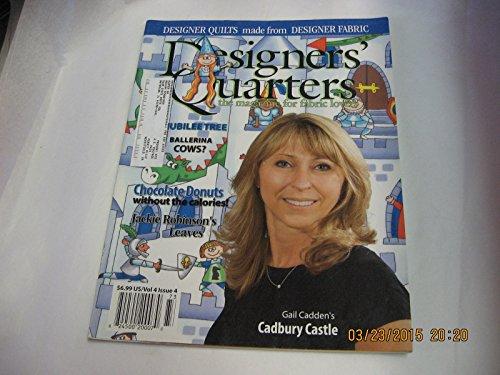 Designers' Quarters ~ Volume 4 Issue 4 ~ Autumn (Designers Quarters Magazine)