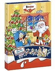 Ferrero Kinder Mini Mix Advent Calendar 152g