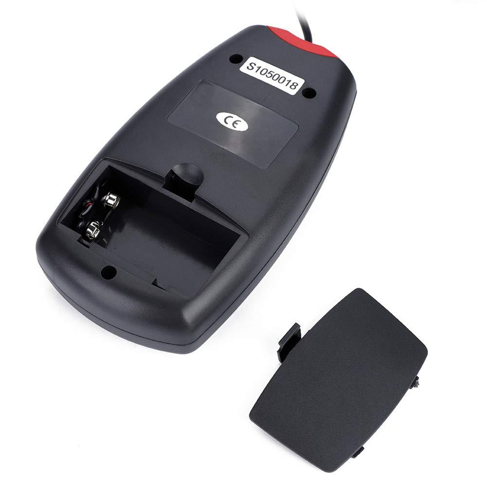 LX1010B Digital Luxmeter LCD Display Light Meter Environmental Testing Illuminometer by Wal front (Image #5)