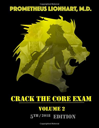 1976521246 - Crack the Core Exam - Volume 2: Strategy guide and comprehensive study manual