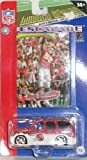 2005 NFL Limited Edition Diecast 1:64 Cadillac Escalade Collectible-Kansas City Chiefs with Tony Gonzalez Trading Card