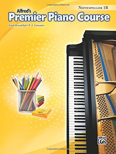 Notes Course - Premier Piano Course -- Notespeller: Level 1B