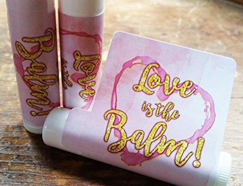 Lip Balm Bridal Shower Favors - 8