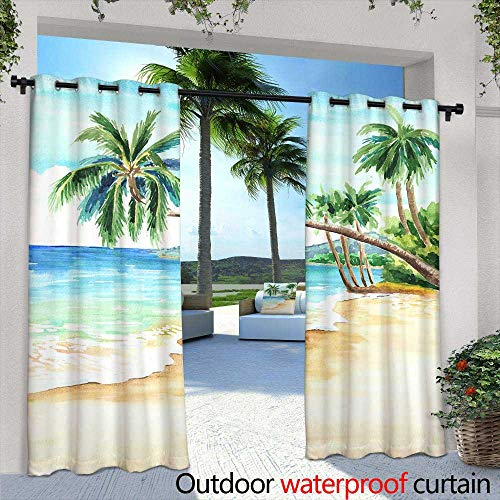 Outdoor- Free Standing Outdoor Privacy Curtain,seamless knit pattern, knitted texture Seamless Snowflake Knit Background Vector for textile design Wallpaper, background,W96