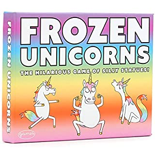 Frozen Unicorns: The Hilarious Pocketsize Party Game of Silly Statues. The Super-Fun Family Game from The Makers of Randomise. …