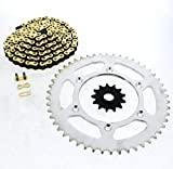 2007-2014 KTM 300 XC-W CZ Gold MX Chain and Sprocket 13/50 120L