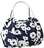 Kate Spade New York Fresh Meadows Small Karen PXRU4159 Satchel,French Navy,One Size, Bags Central