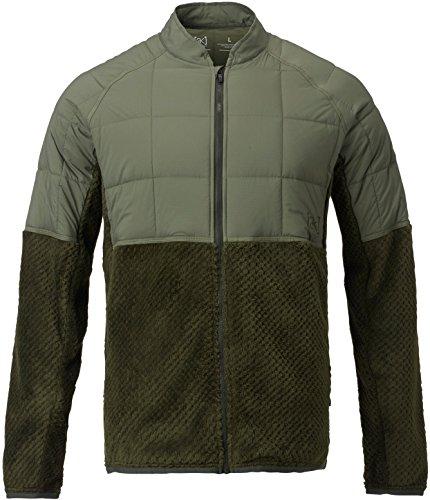 Burton AK Hybrid Insulator Snowboard Jacket Mens Sz L ()