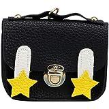 fbf963391d098 Eudola Münze Beutel Münzen Tasche Kleingeldbörse Geldbeutel Geldbörse Mini-Portemonnaie  Schnalle Brieftasche Cartoon-Sterne