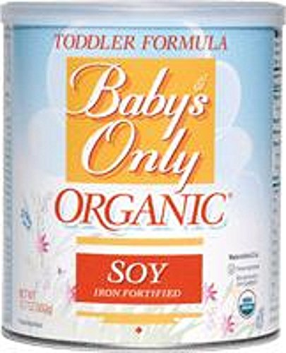 BABY'S ONLY ORGANIC TODDLR FRM,OG2,SOY,KSH, 12.7 OZ