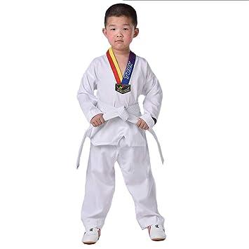 dududrz Dobok Taekwondo Hombre Cómodo Judo Karate Aikido ...