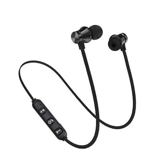 Voiks Auriculares estéreo deportes Bluetooth 4.1 para correr ...