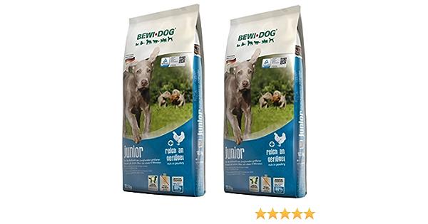 Bewi Dog Junior 2 x 12,5 KG: Amazon.es: Hogar