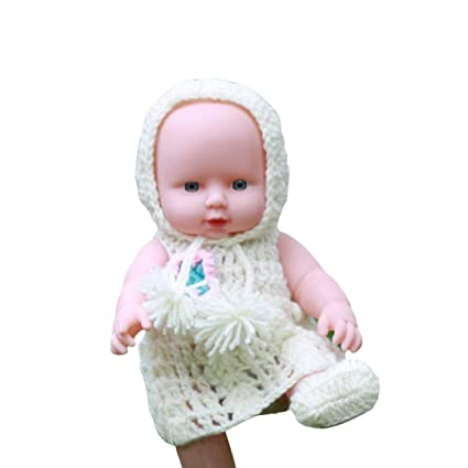 75e6b6ab66b Amazon.com: PSFS Lifelike Reborn Doll Soft Silicone Full Body ...
